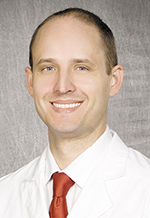 Luther Joins Grandview Medical Staff