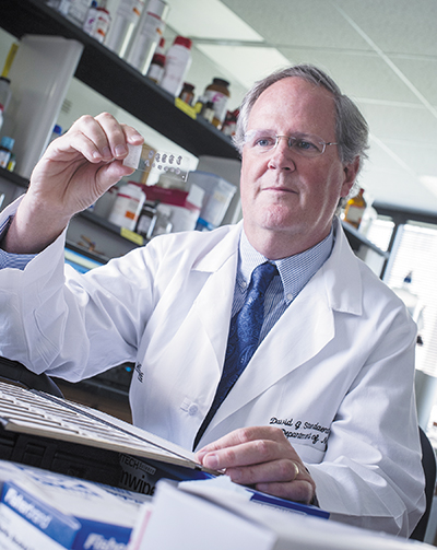 UAB Named Udall Center of Excellence in Parkinson's Research