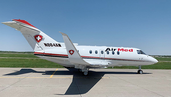 AirMed Expands Fleet