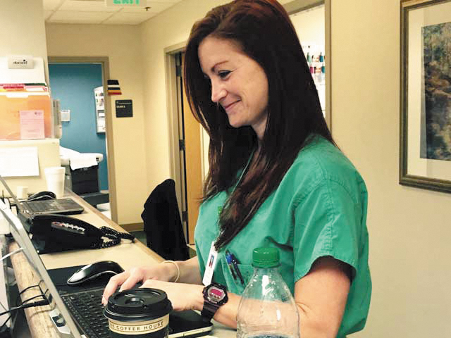 Dr. Whitney Tew Goes From Physician to Soldier