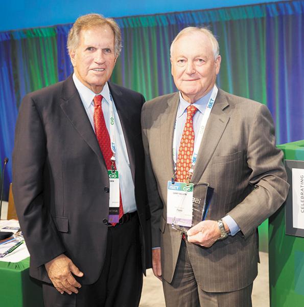Gary Roubin, MD Receives Career Achievement Award