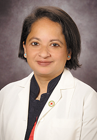 Physician Spotlight: Dr. Pampee Young: Nashville Physician Oversees National Red Cross Blood Supply