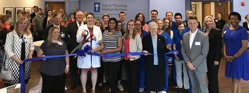STMP Cuts the Ribbon in Bellevue