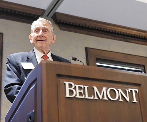 McWhorter Society Luncheon Honors Healthcare Luminaries