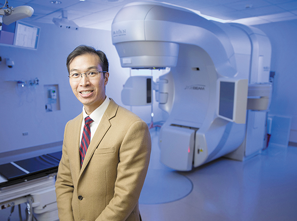 Cancer Care on the Cutting Edge