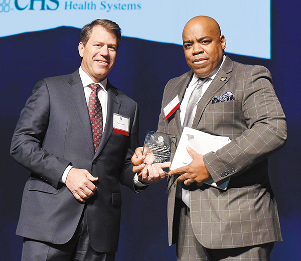 Health Care Hall of Fame Inducts Seven