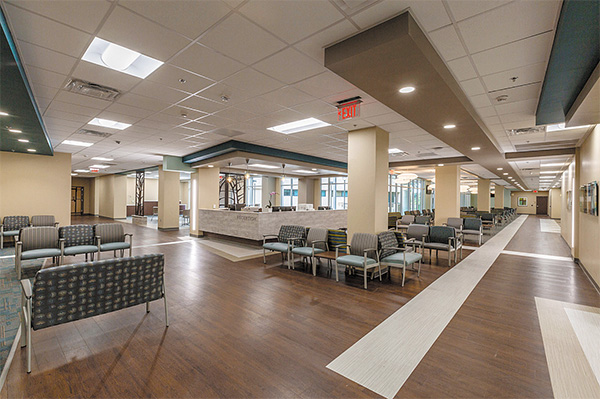 Designed to Disinfect: The Relation Between Interior Design & Infection Control