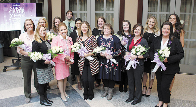 March of Dimes Honors 17 Area Nurses