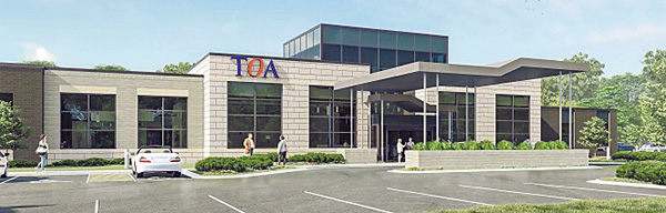TOA Announces Plans for Hendersonville