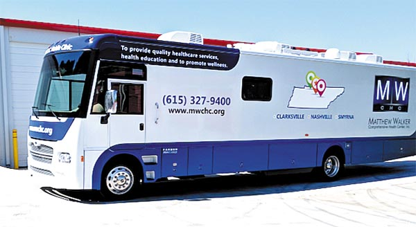 MWCHC Rolls Out Mobile Unit