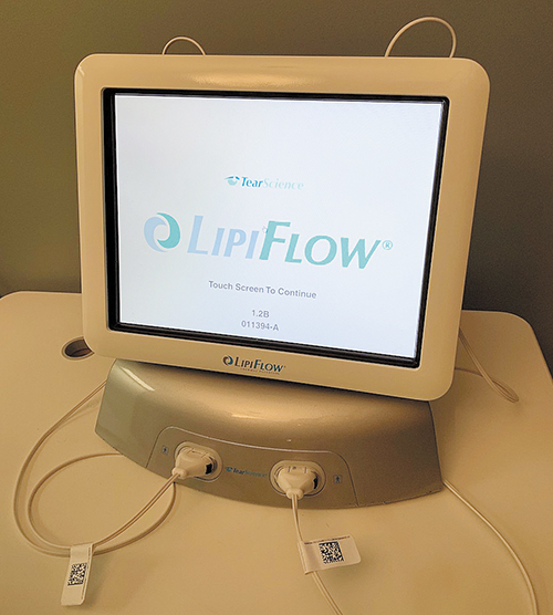 LipiFlow®: Advanced Procedure to Treat Meibomian Gland Dysfunction & Chronic Dry Eye