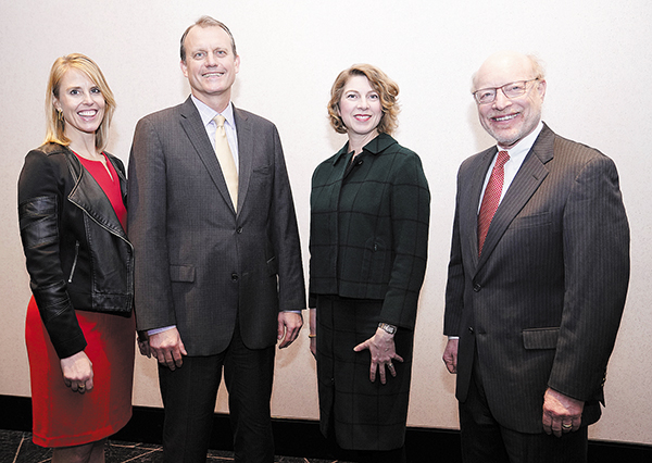 Health Care Council Hosts Eyles, Kahn for Policy Discussion