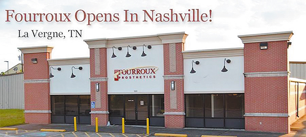 Fourroux Prosthetics Opens in Nashville