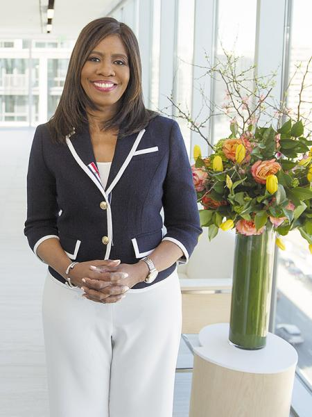 Dr. Patrice Harris: First African  American Woman to Lead Nation's  Oldest Medical Organization