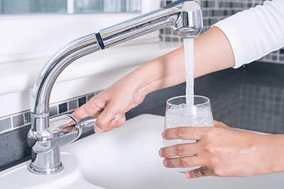 Choose final barrier for higher quality, healthier water