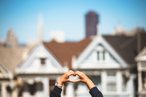 Show your home some love this February ... and every month