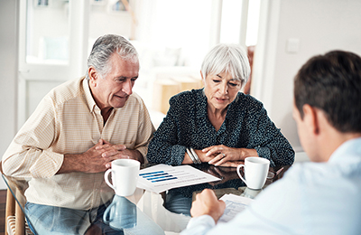 Leaving assets 'in trust'  protects family, property