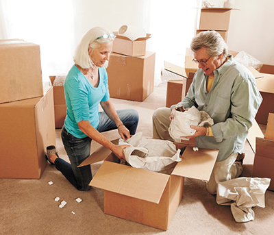 Thinking about downsizing? Here are a few tips