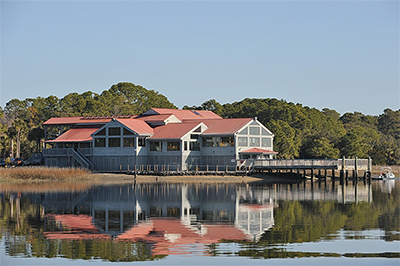 The Old Oyster Factory restaurant on Hilton Head Island was recently purchased by Coastal Restaurants and Bars (CRAB). The 30-year-old restaurant is the 10th member of the CRAB family. JOHN BRACKETT PHOTOGRAPHY