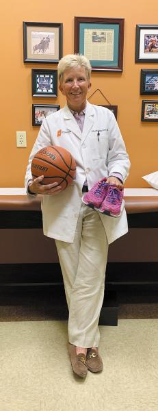 Doctor Stays Connected To Sports World