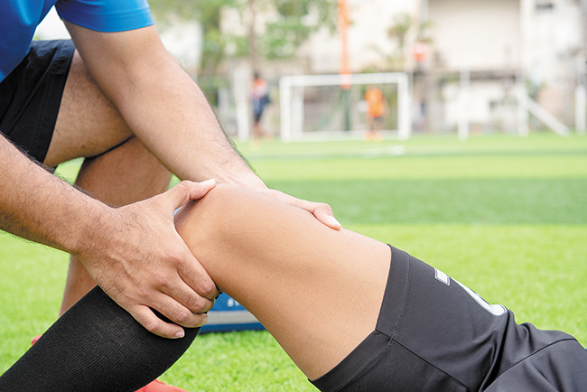 Today's Sports Medicine Puts Athlete First; Not the Team