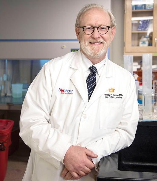 Pediatric Cardiologist Helps Build Excellence