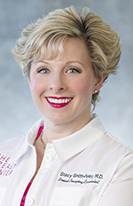 Dr. Stacy A. Smith-Foley Named Medical Director at New Breast Center at CARTI