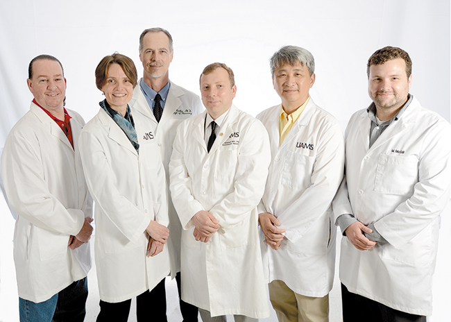 UAMS Establishes Center for Dietary Supplements Research