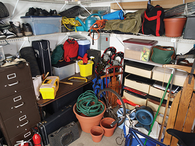 Cleaning, clearing and storage tips to help make home safer