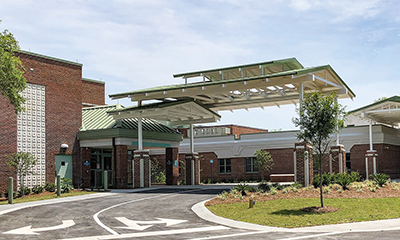 Beaufort Memorial's Collins Birthing Center has the only Level II nursery in Beaufort and Jasper counties. COURTESY BEAUFORT MEMORIAL HOSPITAL