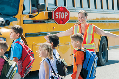 Safety tips for students going back to school