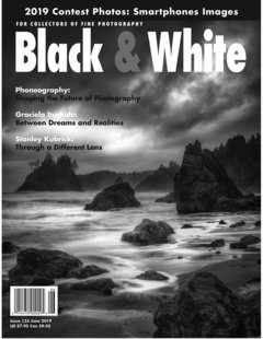 No. 133 June 2019 : Black & White : For Collectors of Fine Photography cover