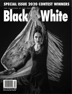No. 137 February 2020 : Black & White : For Collectors of Fine Photography cover