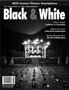 No. 139 June 2020 : Black & White : For Collectors of Fine Photography cover