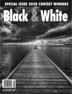 No. 140 August 2020 : Black & White : For Collectors of Fine Photography cover