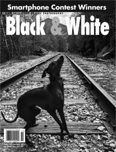 No. 143 January 2021 : Black & White : For Collectors of Fine Photography cover