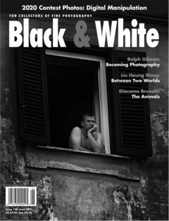 No. 146 June 2021 : Black & White : For Collectors of Fine Photography cover