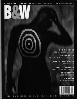 No. 10 December 2000 : B&W : For Collectors of Fine Photography