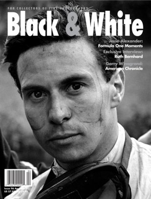 No. 96 April 2013 : Black & White : For Collectors of Fine Photography