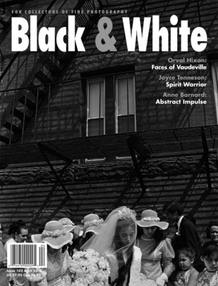 No. 102 April 2014 : Black & White : For Collectors of Fine Photography