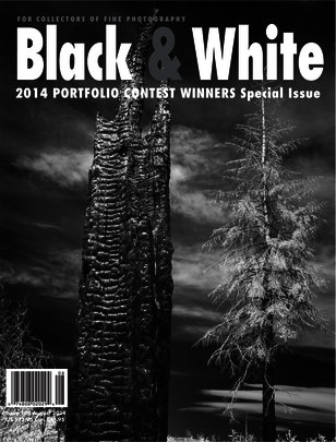 No. 104 August 2014 : Black & White : For Collectors of Fine Photography