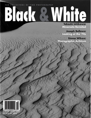 No. 105 October 2014 : Black & White : For Collectors of Fine Photography