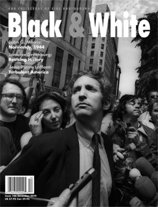 No. 106 December 2014 : Black & White : For Collectors of Fine Photography