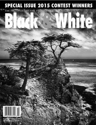 No. 107 February 2015 : Black & White : For Collectors of Fine Photography
