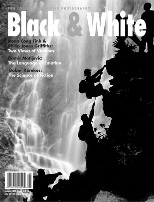No. 109 June 2015 : Black & White : For Collectors of Fine Photography