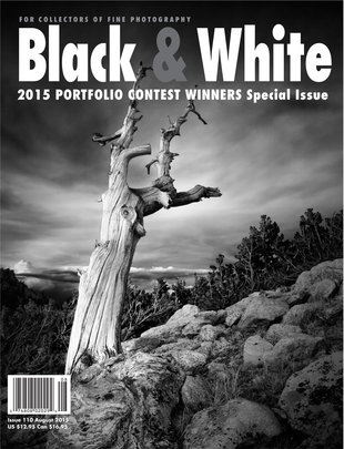No. 110 August 2015 : Black & White : For Collectors of Fine Photography