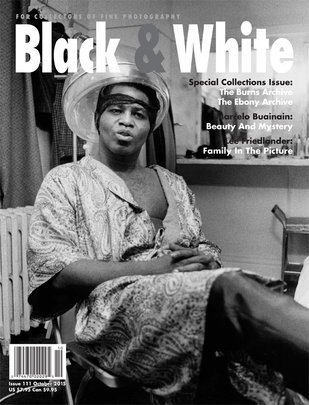 No. 111 October 2015 : Black & White : For Collectors of Fine Photography