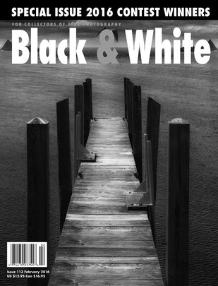 No. 113 February 2016 : Black & White : For Collectors of Fine Photography