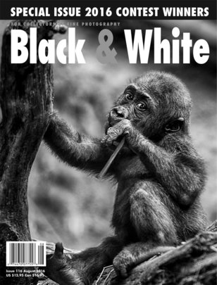 No. 116 August 2016 : Black & White : For Collectors of Fine Photography