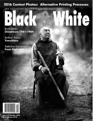 No. 117 October 2016 : Black & White : For Collectors of Fine Photography